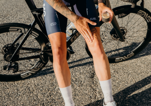 Knee pain while cycling